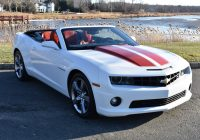 Used Camaros for Sale Near Me Beautiful 2012 Chevrolet Camaro Ss Convertible Rs Package 6 2l V8 Engine