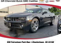 Used Camaros for Sale Near Me Lovely Used 2010 Chevrolet Camaro for Sale