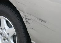 Used Car Accident Report Elegant How to Check Cars for Accident Damage 10 Steps Wikihow