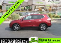 Used Car Dealerships Boise Luxury Used 2015 Nissan Rogue for Sale Boise Id