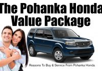 Used Car Dealerships In Fredericksburg Va Elegant Pohanka Value Package Pohanka Honda Of Fredericksburg