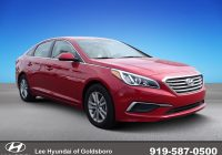 Used Car Dealerships In Greenville Nc Inspirational New Hyundai Used Car Dealer In Goldsboro Nc Lee Hyundai Of