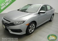 Used Car King Best Of Pre Owned 2017 Honda Civic Lx 4dr Car Chittenango P