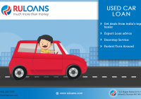 Used Car Loan New Looking for Used Car Loan Your Search Ends Here Ruloans Provide