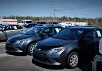 Used Car Lot Elegant Used Car Lot Tri Mac toyota Port Hawkesbury Dealership