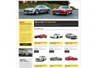 Used Car Rental Unique Website Design Exlusive Car Rental Custom Website Design