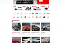 Used Car Websites Elegant Website Template Cars Market Rental Custom Website Template