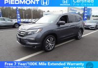 Used Cars anderson Sc Elegant Used 2016 Honda Pilot for Sale In anderson Sc