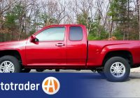 Used Cars Colorado Fresh 2004 2010 Chevrolet Colorado Truck Used Car Review