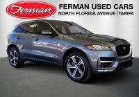 Used Cars F New Jaguar F Pace for Sale In Saint Petersburg Fl Autotrader
