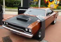 Used Cars Florida Inspirational Furious 7 Screen Used Cars On Display at Universal Studios Florida