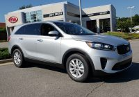 Used Cars for Sale In Albany Ga Luxury New 2019 Kia sorento Suv 3 3l Lx Sparkling Silver for Sale In Perry