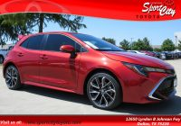 Used Cars for Sale In Dallas Tx Luxury New 2019 toyota Corolla Hatchback Xse Dallas Tx