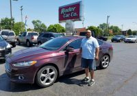 Used Cars for Sale In Ohio Luxury Rader Car Co Specialized Financing Columbus