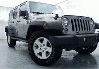 Used Cars for Sale Near Me Jeep New Used Jeep Wranglers for Sale Under 2016 Jeep Wrangler