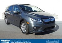 Used Cars Hickory Nc Lovely New 2018 Honda Odyssey for Sale Hickory