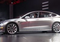 Used Cars In Canada New Tesla Model 3 Canadian Pricing Confirmed