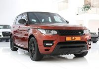 Used Cars In Good Condition Best Of Under Warranty and Service Contract 2014 Range Rover Sport 5 0l V8