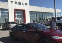 Used Cars In Good Condition Lovely First Hand Experience with Tesla S New Used Car Business