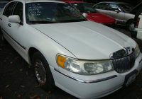 Used Cars Lincoln Fresh Used 2002 Lincoln Lincoln town Car Parts Cars Trucks