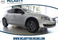 Used Cars Little Rock Fresh New 2017 Volvo V60 Cross Country for Sale Little Rock Ar
