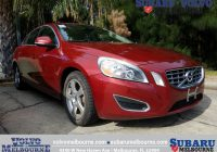 Used Cars Melbourne Fl New Used 2012 Volvo S60 for Sale