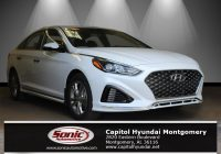 Used Cars Montgomery Al Awesome New 2018 Hyundai sonata for Sale In Montgomery Al