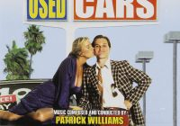 Used Cars Movie Inspirational Patrick Williams Ernest Gold Used Cars Limited Edition