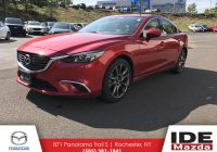 Used Cars Rochester Ny Lovely Pre Owned 2016 Mazda Mazda6 I Grand touring 4dr Car In Rochester