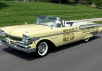 Used Cars Under $2000 New 1957 Mercury Pace Car Convertible