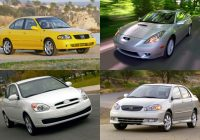 Used Cars Under $5000 Awesome Eight Cheap Cars for the Cash Strapped Student
