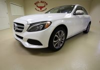 Used Cars with Sunroof for Sale Near Me New 2015 Mercedes Benz C Class C300 4matic Awd Loaded Panoramic Sunroof