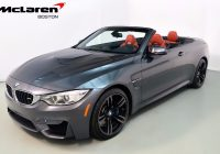 Used Convertible Cars for Sale Lovely 2016 Bmw M4 for Sale In norwell Ma