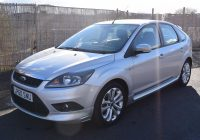 Used ford Cars for Sale Fresh Manual 2011 ford Focus 1 6 Tdci Zetec S 5dr 110 Dpf oriautocars
