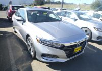 Used Honda Cars Lovely 2018 Honda Accord Sedan New and Used Honda Cars Ukiah Ca Thurston