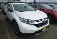 Used Honda Cars Unique 2018 Honda Cr V New and Used Honda Cars Ukiah Ca Thurston Honda