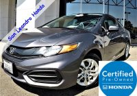 Used Hondas for Sale Near Me Luxury Used Cars In San Leandro Oakland Alameda Hayward Bay area Castro
