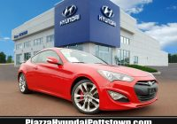 Used Hyundai Genesis for Sale Awesome Used 2013 Hyundai Genesis Coupe for Sale In Limerick Pa Near