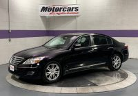 Used Hyundai Genesis for Sale Beautiful 2009 Hyundai Genesis 4 6l V8 Stock for Sale Near Alsip Il