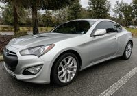 Used Hyundai Genesis for Sale Elegant 2013 Used Hyundai Genesis Coupe for Sale