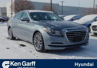 Used Hyundai Genesis for Sale Elegant Pre Owned 2015 Hyundai Genesis 3 8l 4dr Car 3yu1372