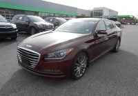 Used Hyundai Genesis for Sale Elegant Used 2015 Hyundai Genesis for Sale In Burlington Nc