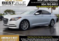 Used Hyundai Genesis for Sale Fresh Hyundai Genesis for Sale Sunroof Autotrader