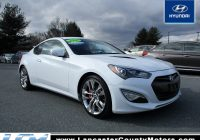 Used Hyundai Genesis for Sale Inspirational Used 2016 Hyundai Genesis Coupe 3 8l R Spec for Sale In Lancaster