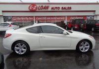 Used Hyundai Genesis for Sale Luxury Luxury Hyundai Genesis Coupe for Sale