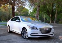 Used Hyundai Genesis for Sale Unique 2016 Hyundai Genesis 5 Reasons to