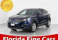 Used Lincoln Cars for Sale Near Me Elegant Used 2015 Lincoln Mkc Reserve 2 3l Awd Suv for Sale In Miami Fl