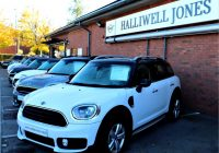 Used Mini Cars for Sale Near Me Fresh Halliwell Jones Official Bmw Mini