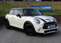 Used Mini Cars for Sale Near Me Fresh Used Mini Hatch 2 0 Cooper S Chili 15 Reg for Sale