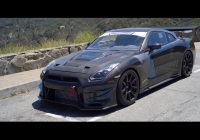 Used Nissan Gt-r for Sale Awesome This Dry Carbon R35 Nissan Gt R is the Pinnacle Of Godzilla